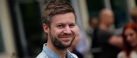 Foto på Per Narveby