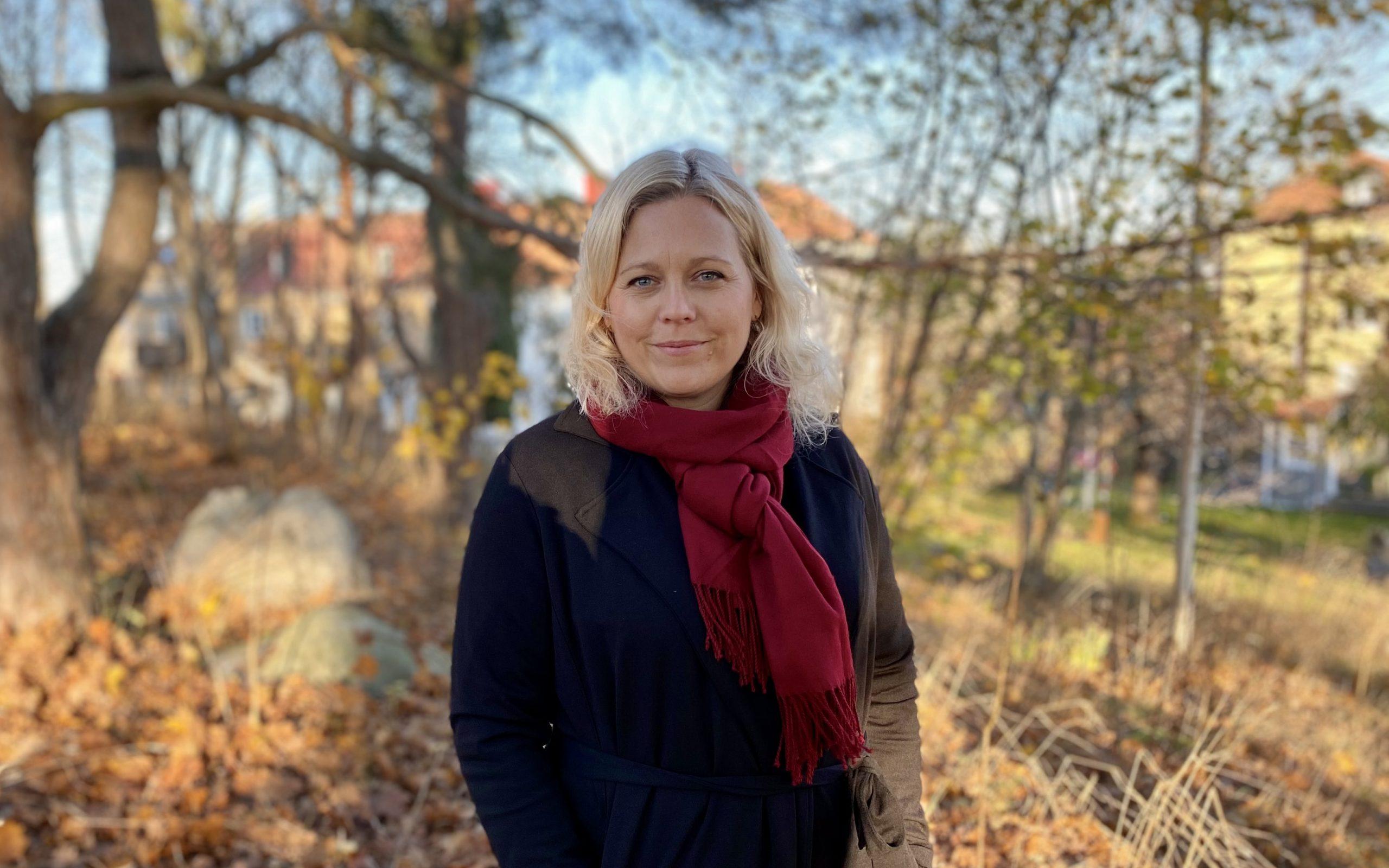 Karin Swärd, utredningsingenjör