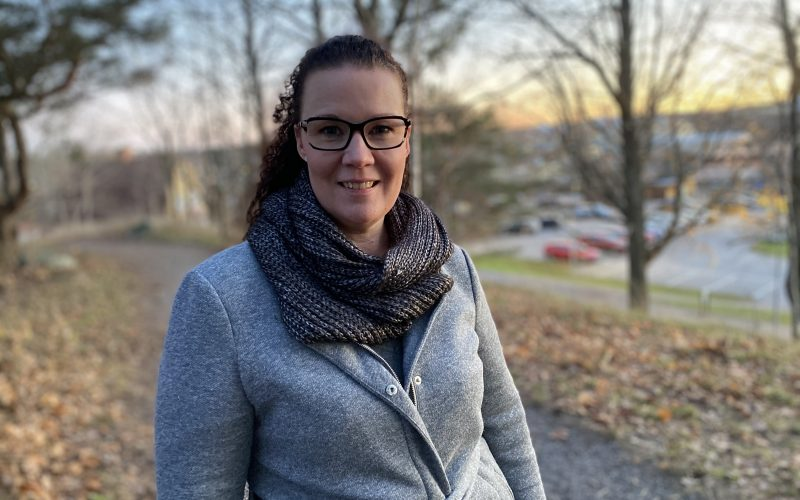 Marielle Johansson, Affärområdeschef VA