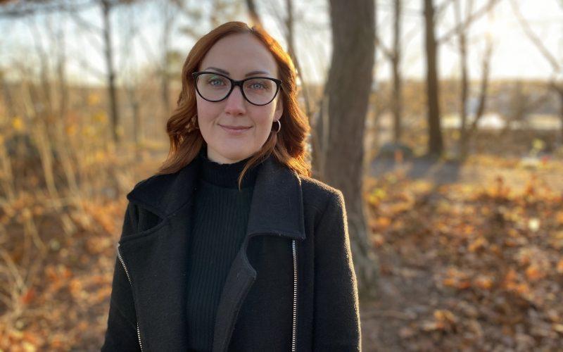 Viktoria Hedberg, mätaransvarig
